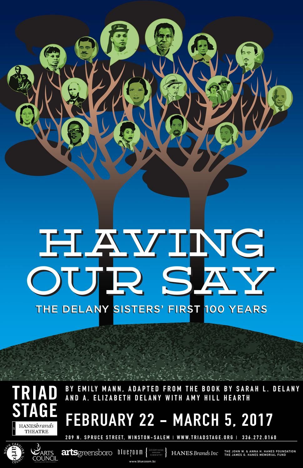 a book review of having our say about the delany sisters