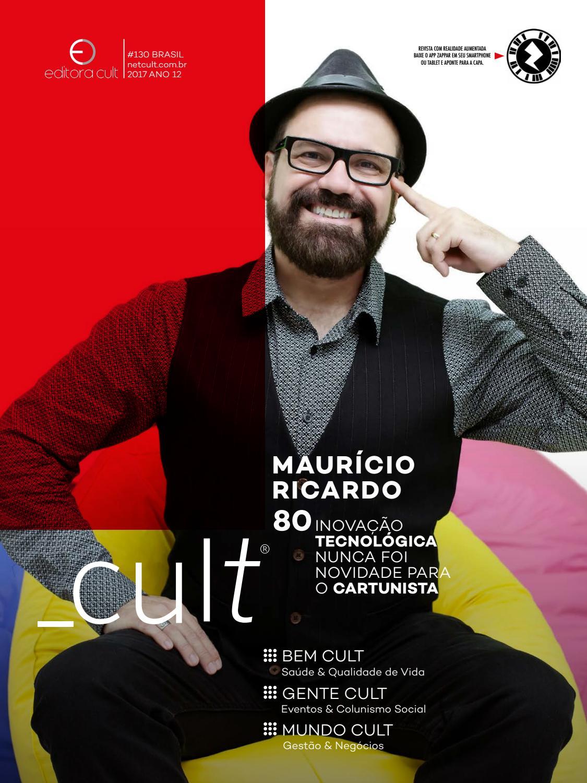 fa9af4795 CULT 130: Maurício Ricardo by Revista Cult - issuu