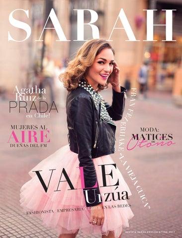 34f9c6d04 Revista Sarah Edición 1 by Vida Magazine - issuu