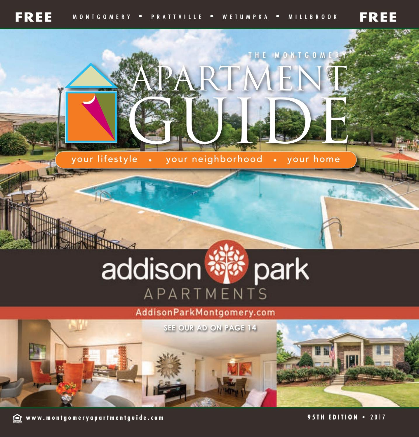 95th edition Montgomery Apartment Guide by Angela Tucker issuu