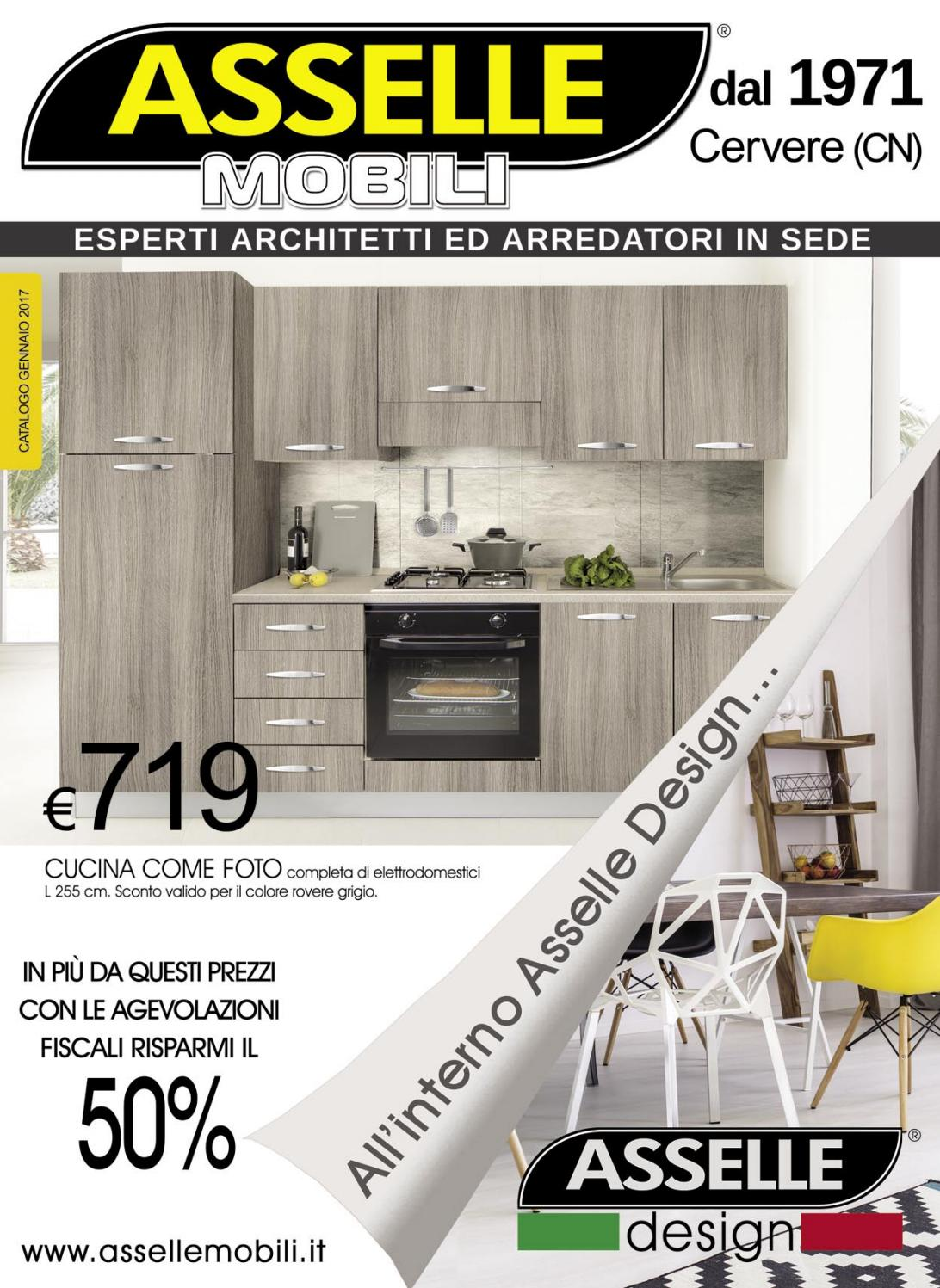 asselle mobili catalogo gennaio 2017 by asselle mobili - issuu - Asselle Mobili Cucine
