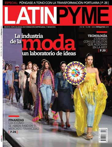 Edición Latinpyme No. 141