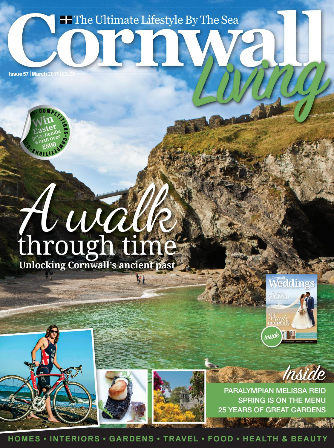 Cornwall Living 57 By Engine House Media Issuu Byo Concert Aperture Small In Sand