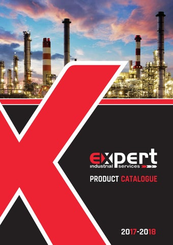 Expert Product Catalogue 2017-2018 by Expert Industrial Services Ltd ... 110ea77f5fa0