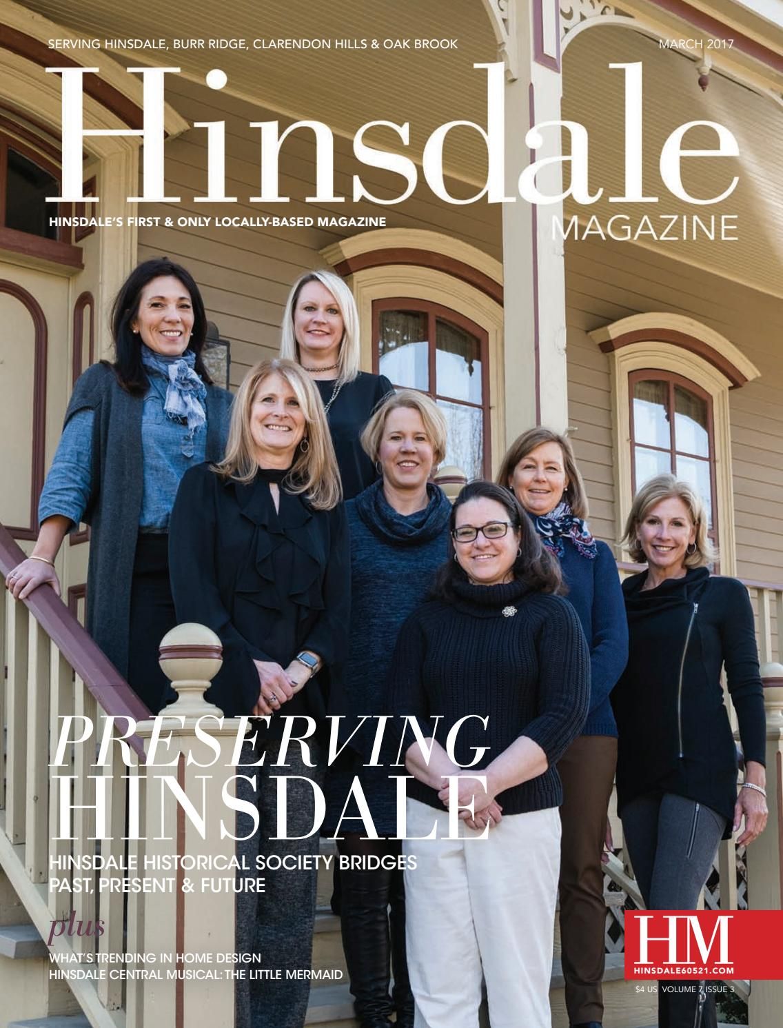 Hinsdale Magazine March 2017 By Www Hinsdale60521 Com Issuu
