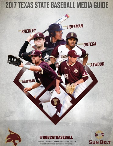 2017 Texas State Baseball Media Guide By Texas State Athletics Issuu
