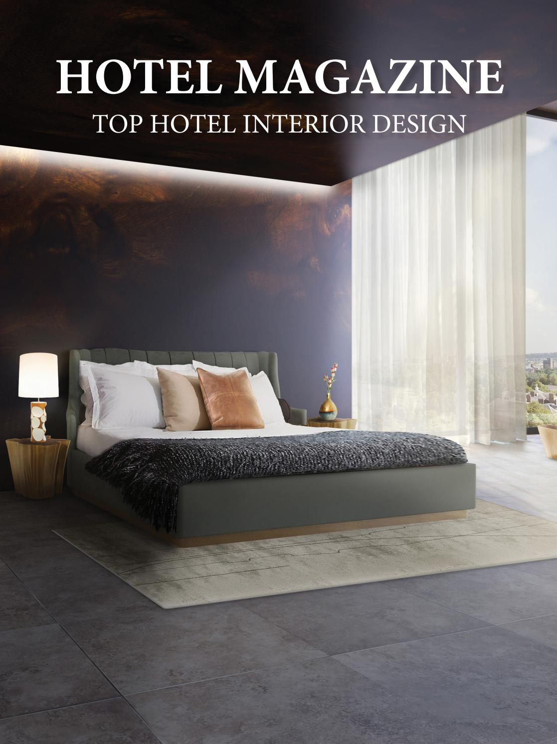 Hotel magazine top hotels interior design by home for Best hotel interior design
