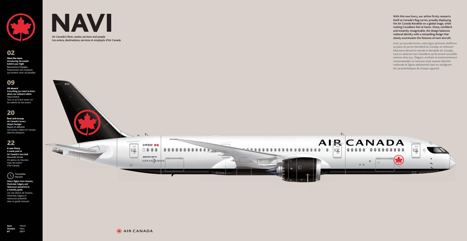 Air Canada Navi By Spafax Issuu