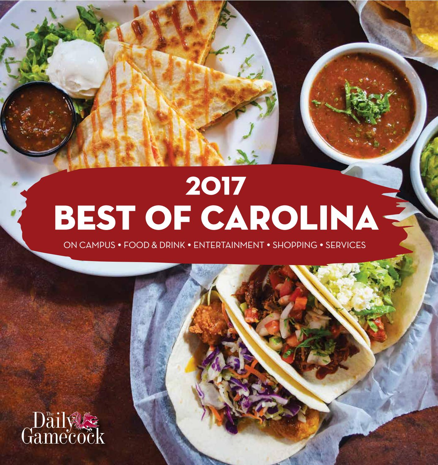 Best of Carolina 2017 by The Daily Gamecock - issuu