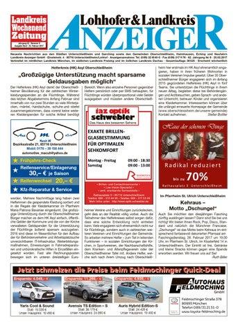 Lohhofer & Landkreis Anzeiger 0817 by Zimmermann GmbH Druck & Verlag ...