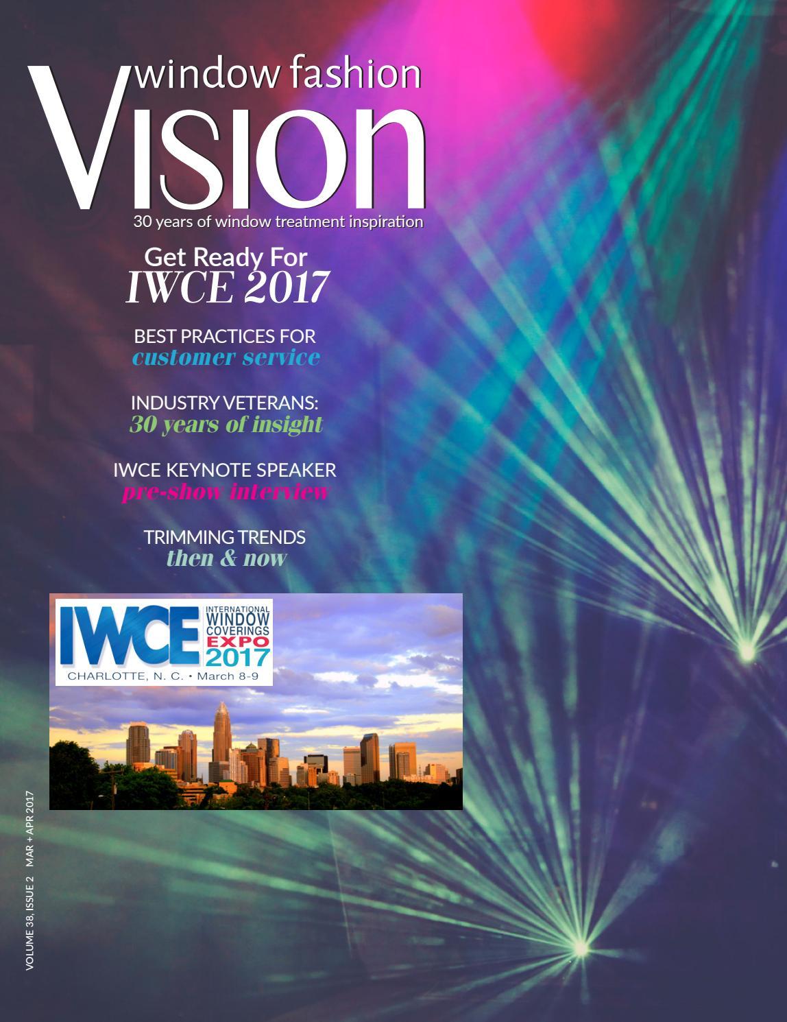 Window Fashion Vision Mar/Apr 2017 by Window Fashion Vision Magazine ...