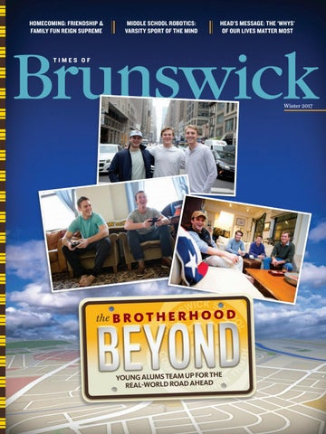 Times Of Brunswick Winter 2017 By Brunswick School Issuu