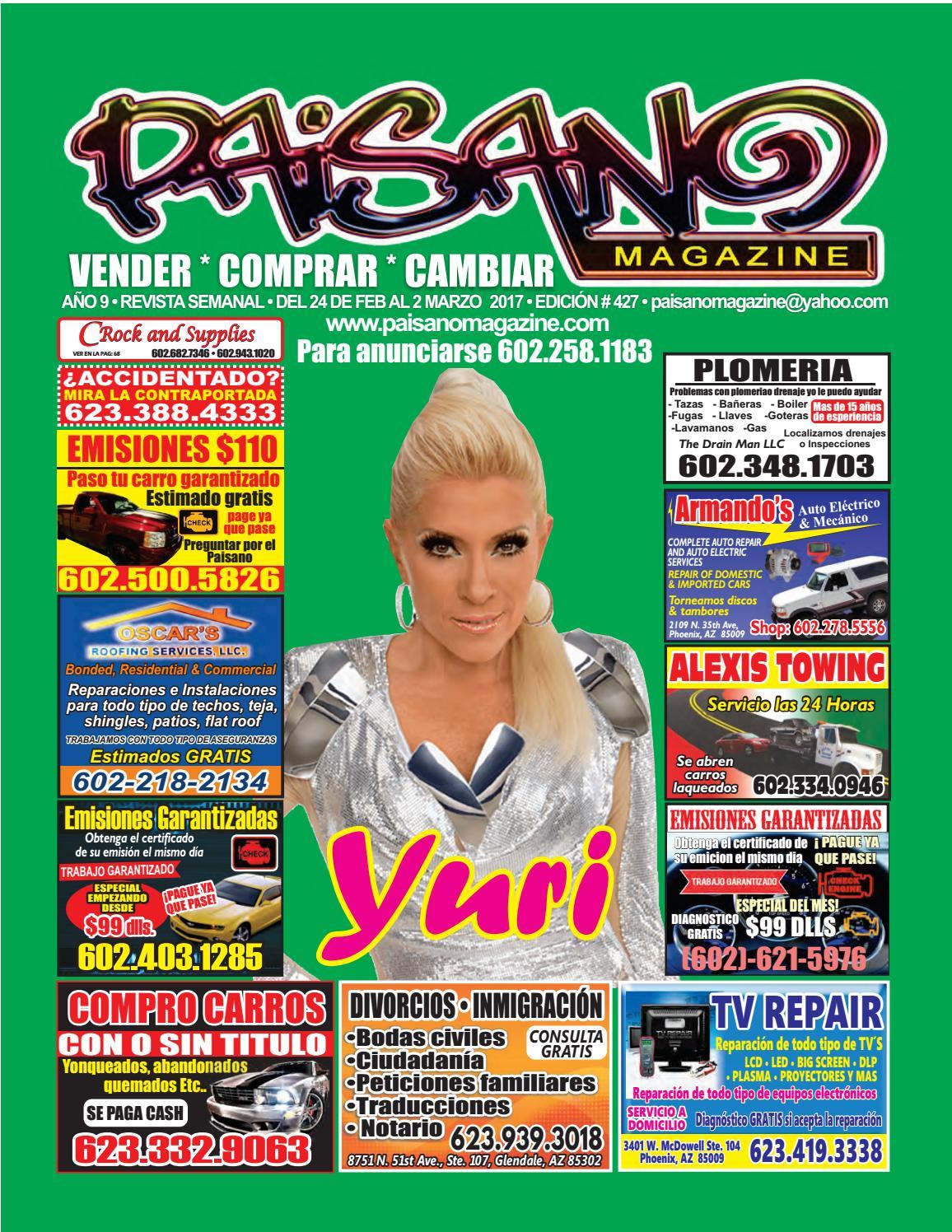 Edit #428 by Paisano Magazine - issuu