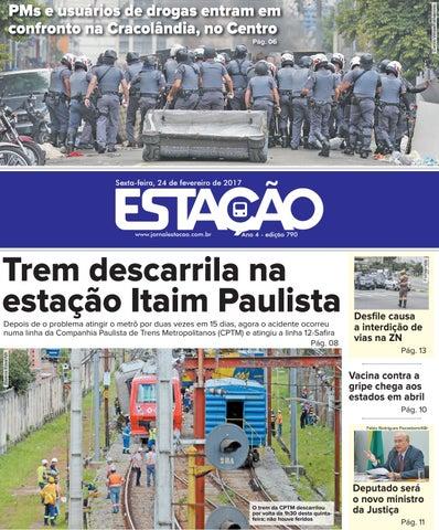 Estação 790 by Jornal Estação - issuu 49b17002a368f