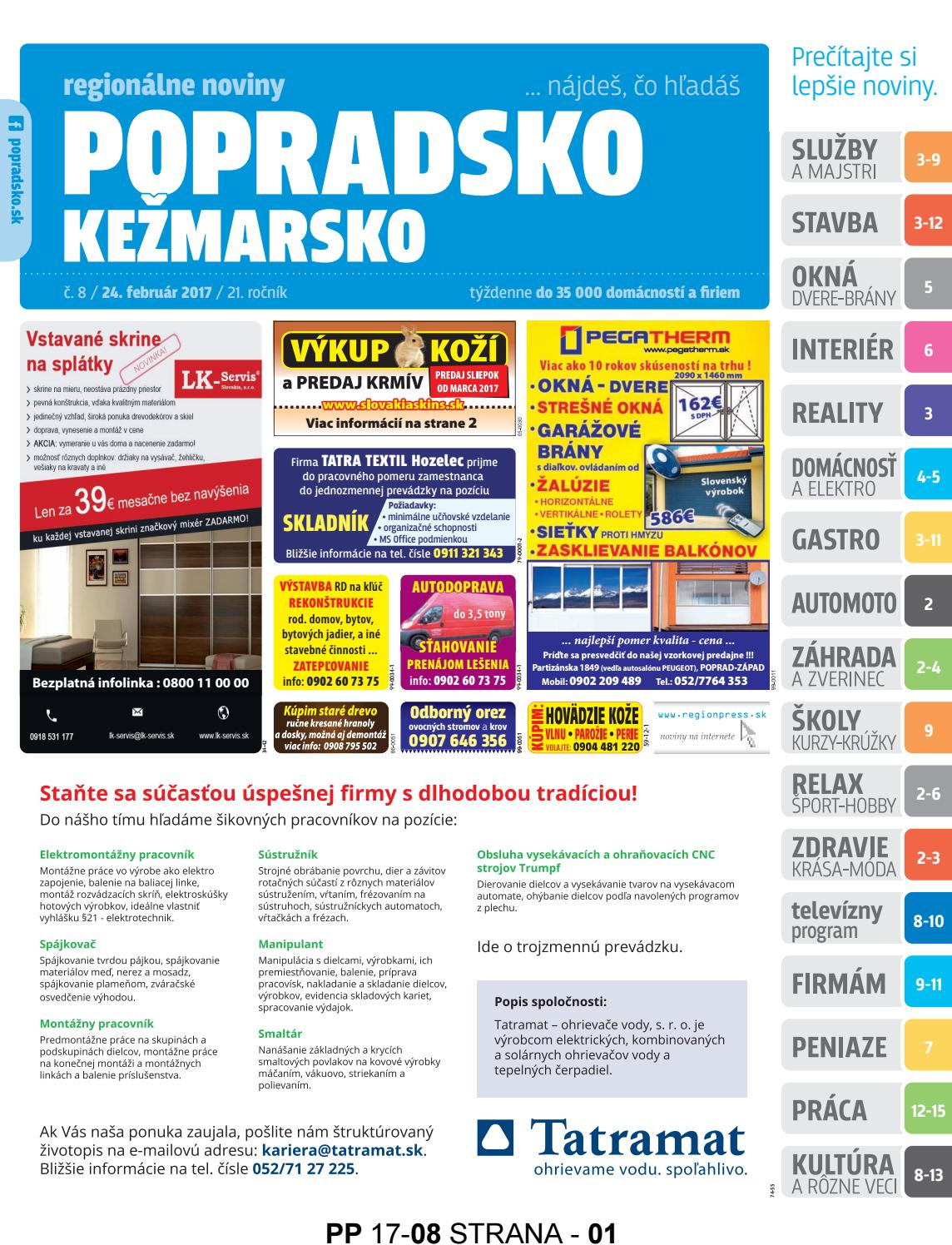 Inter Office Zoznamka politiky