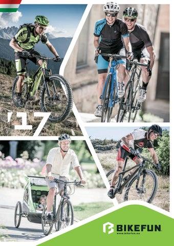 3b9e45a35b8c Bikefun 2017 Katalogus by Péter Primusz - issuu