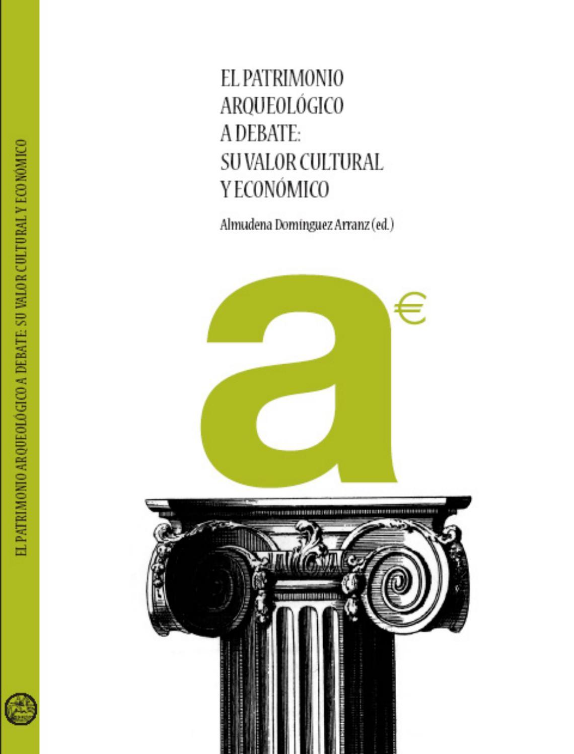 Patrimonio arqueológico a debate by Diputación Provincial de Huesca ...