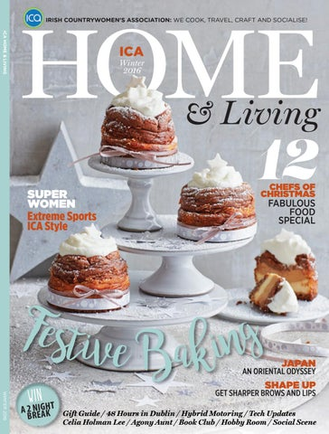 ee65763b36 ICA Home   Living - Winter 2016 by Ashville Media Group - issuu