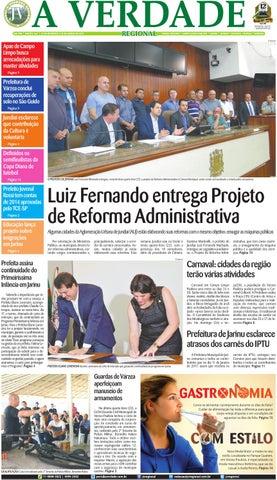 eb66cf2f1 JV Regional ® Edição 667 by Jornal A Verdade Regional - issuu