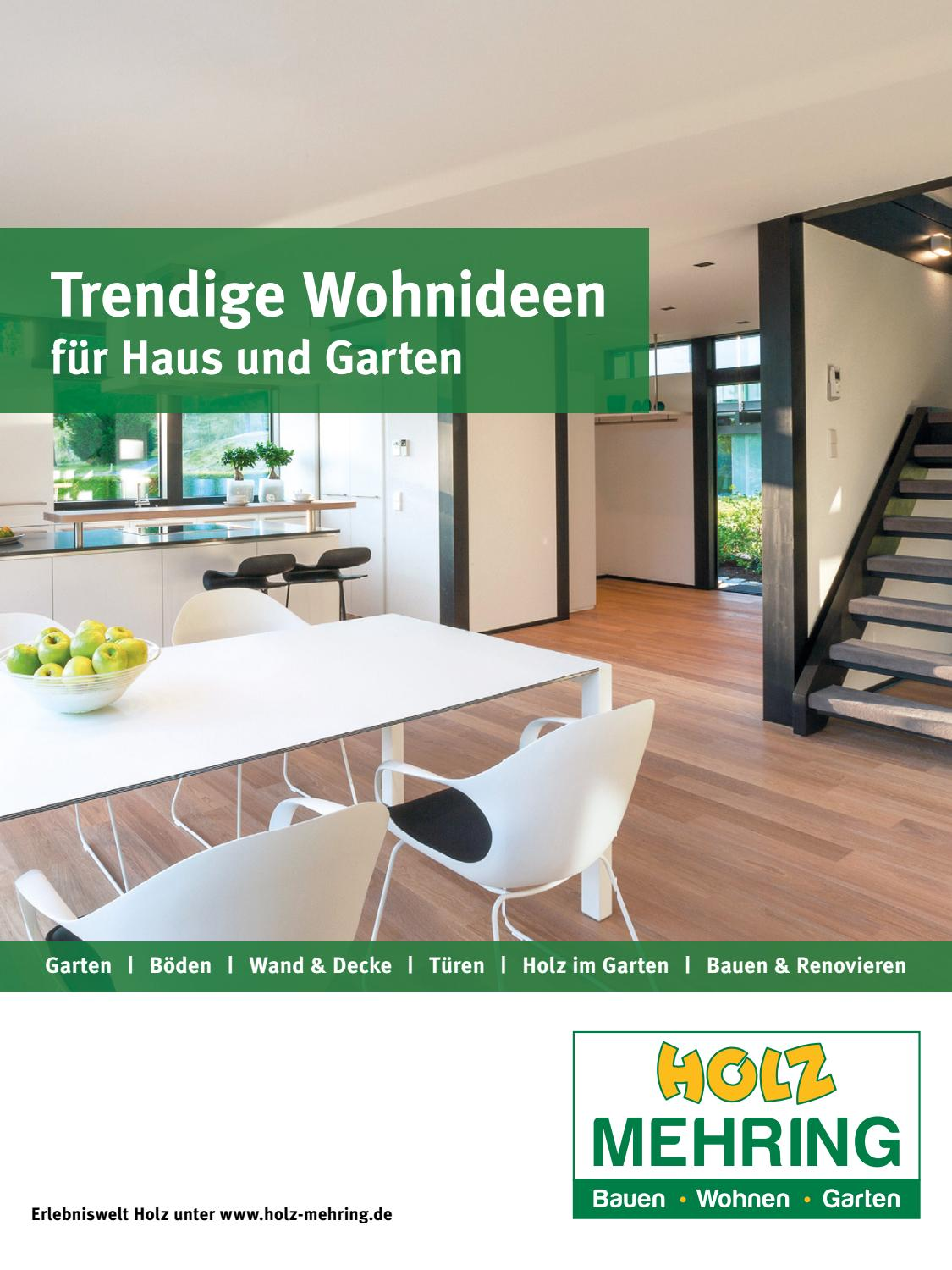 Holz Mehring 2017 by Kaiser Design - issuu