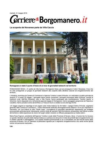 05 maggio16 by ATL Novara Agenzia Turistica Locale Provincia