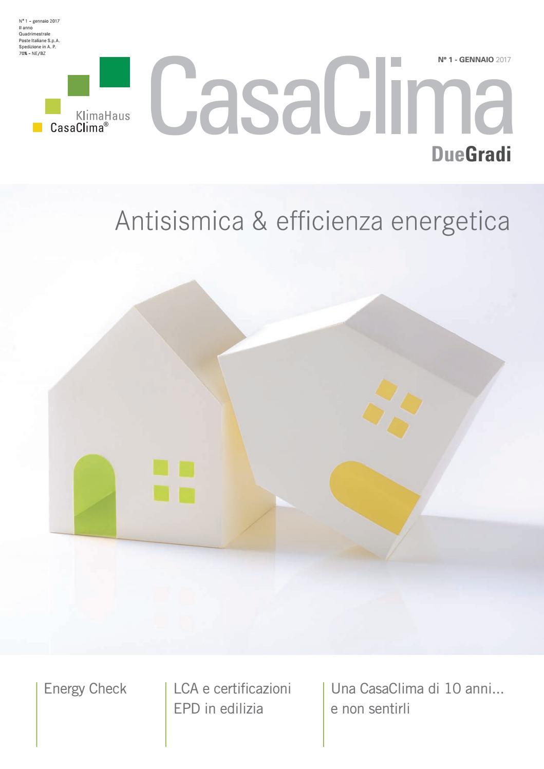 Schemi Elettrici Hormann : Casaclima duegradi 1 2017 by klimahaus agentur agenzia casaclima issuu