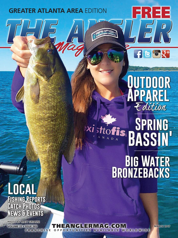 da25b8528cf5 Coastal Angler Magazine - March / Atlanta by Coastal Angler Magazine - issuu