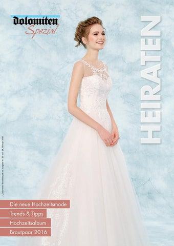 Dolomiten Spezial Heiraten By Suedtirolonline Issuu