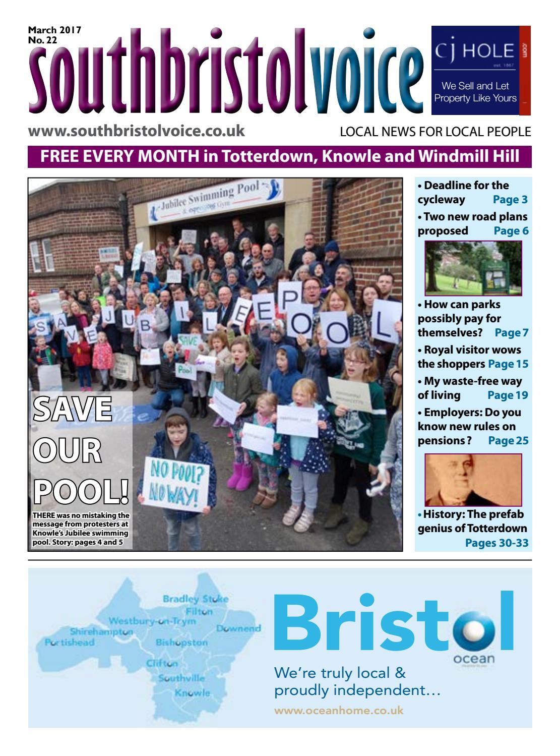 South Bristol Voice March By South Bristol Voice Issuu