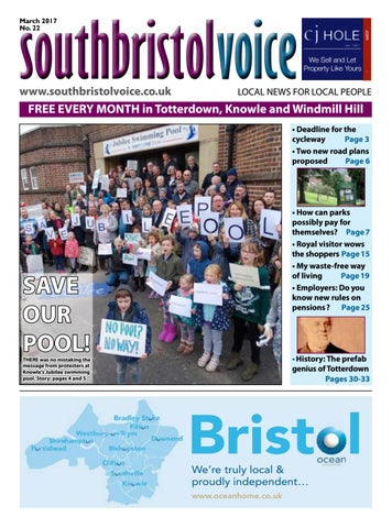 South Bristol Voice March 2017 By South Bristol Voice Issuu