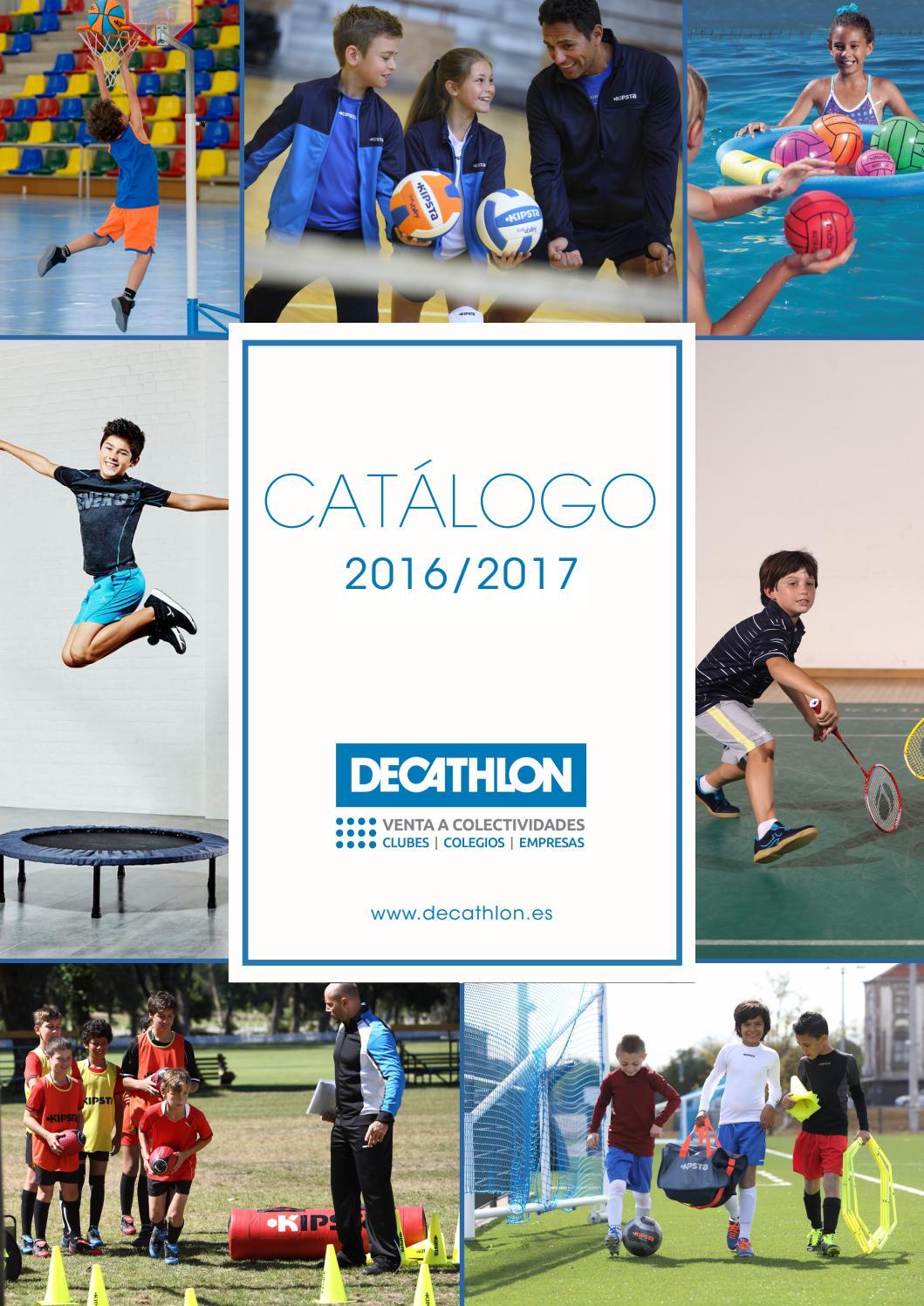 Catálogo colegios decathlon 20162017 castellano by Decathlon España - issuu 492cabd436d0