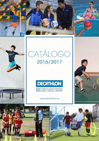 fe6117729bdea Catálogo colegios decathlon 20162017 castellano by Decathlon España ...
