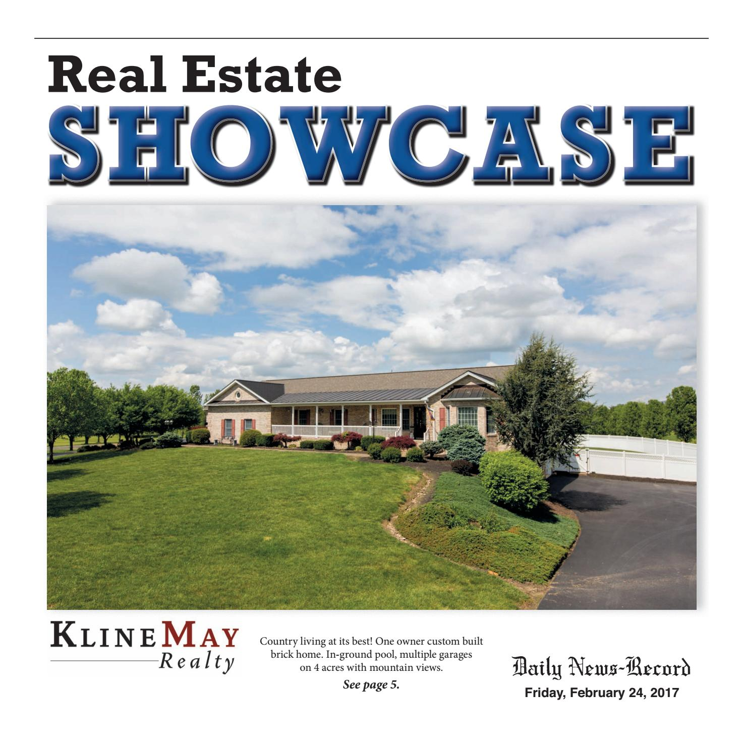 Real Estate Showcase By Daily News-Record
