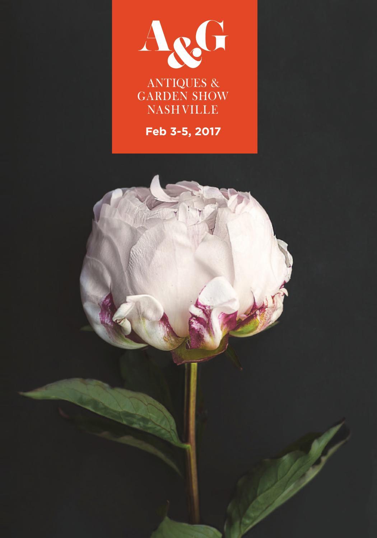 Antiques Garden Show 2017 Catalog By Stephanie Simkin Issuu
