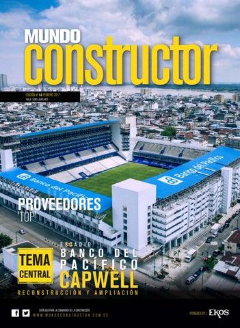 Mundo Constructor 14 Estadio Capwell By Ekos Issuu