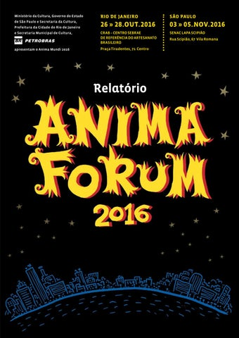 Relatório Anima Forum 2016 by Anima Mundi - issuu 18ba085b56