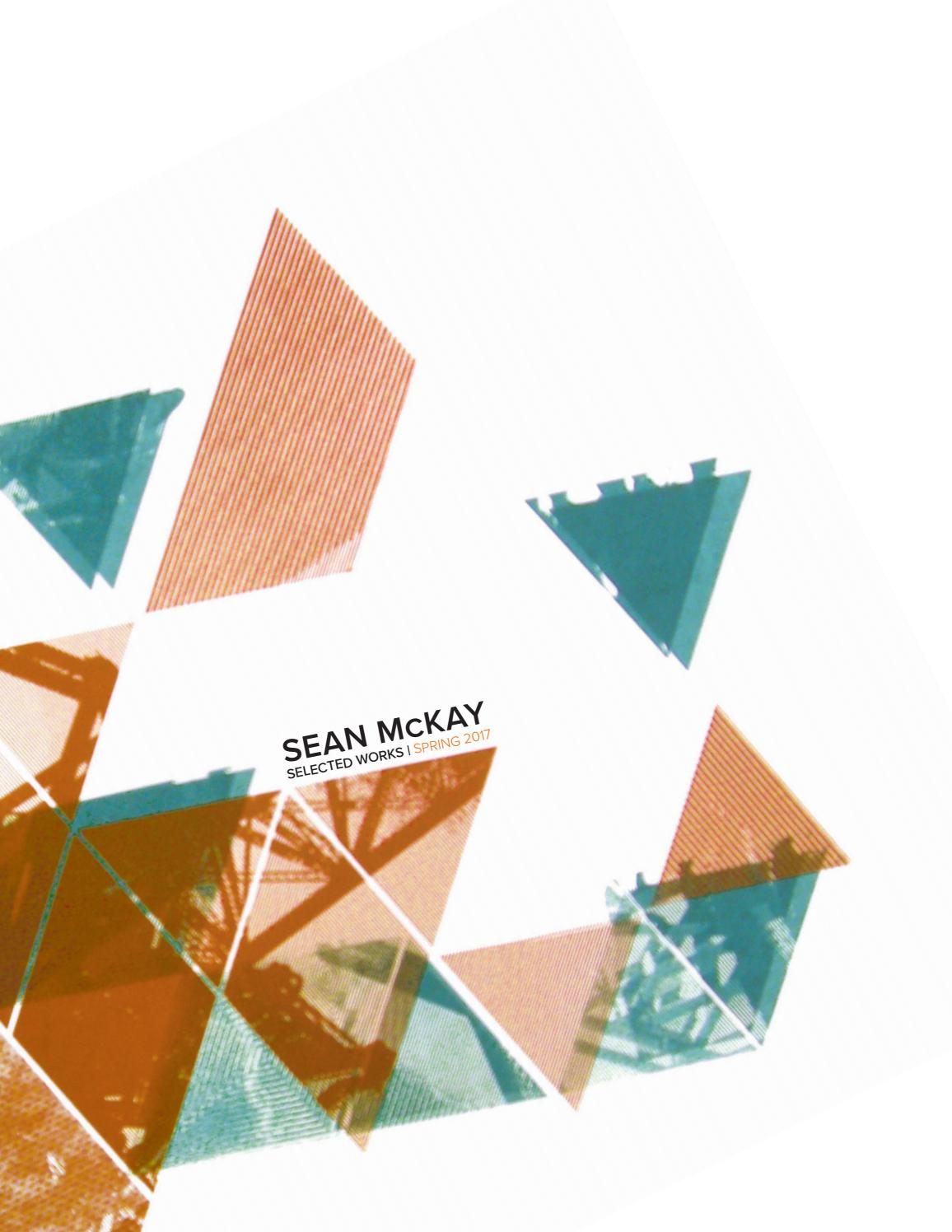 Mckay Selected Works Spring 17 By Sean Issuu Origami Nut