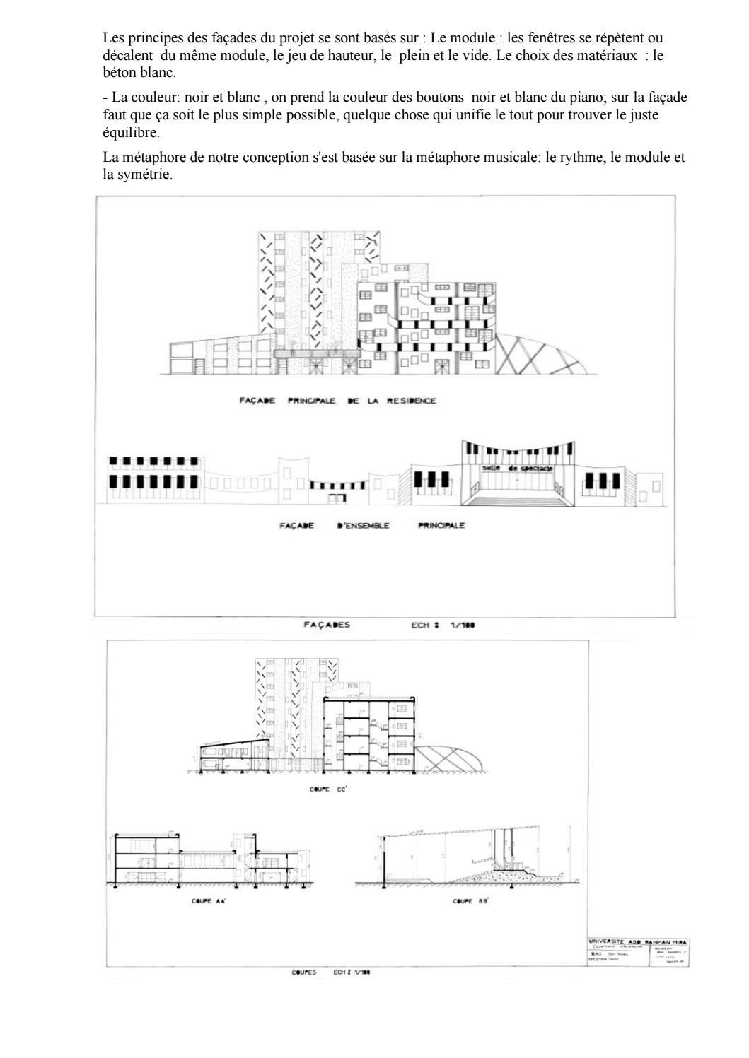 Couleur Qui Sont Des Choses portfolio architecturethin hinane kaci - issuu
