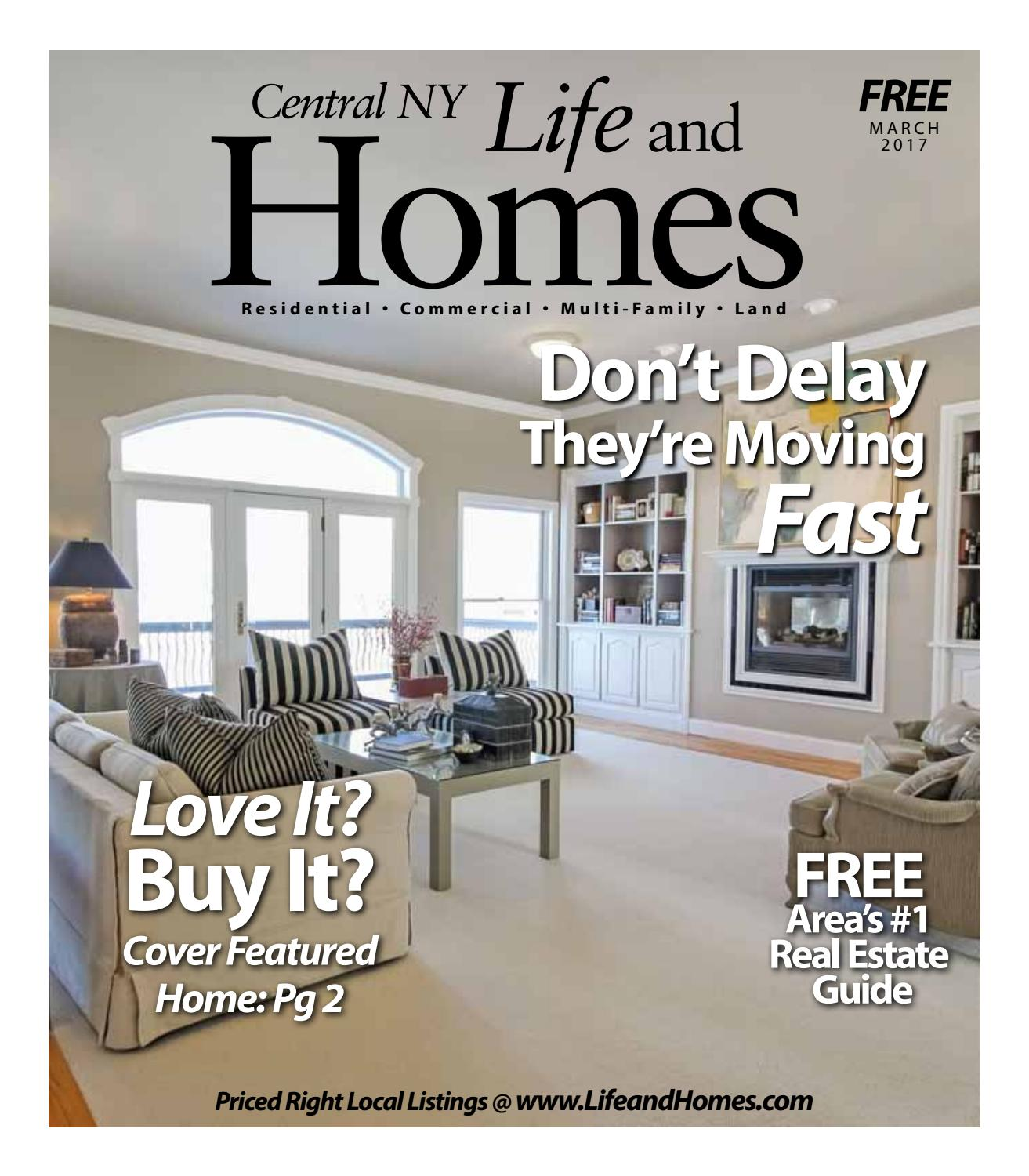 e6b46c05bcd2 Life and Homes Central New York by Stephen Lisi - issuu