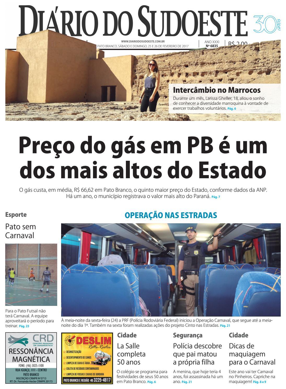 1d3cba2cb20e6 Diário do sudoeste 25 e 26 de fevereiro de 2017 ed 6835 by Diário do  Sudoeste - issuu