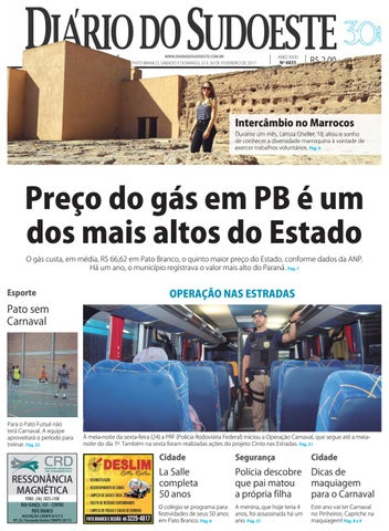 3c0ae7bb3cfd5 Diário do sudoeste 25 e 26 de fevereiro de 2017 ed 6835 by Diário do ...