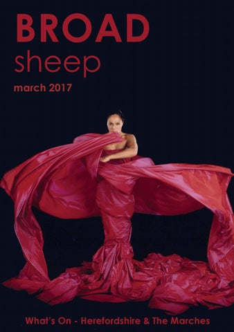 Broad Sheep March 2017