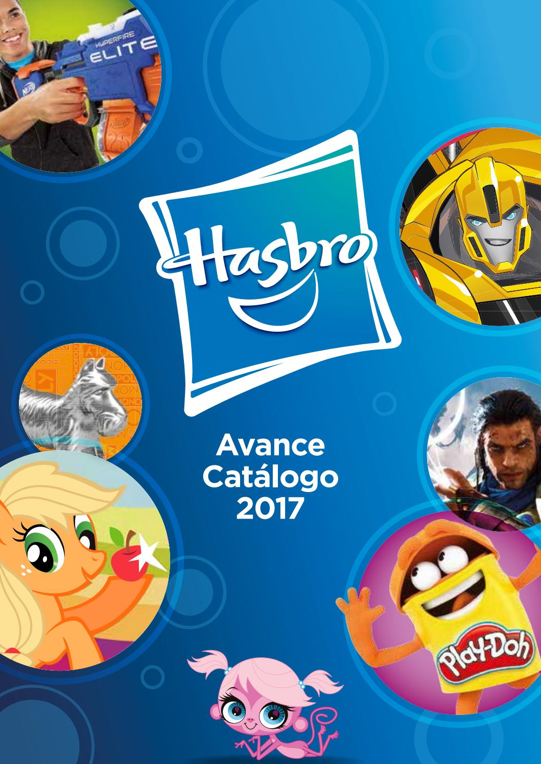 Hb Hasbro Cat 2017 By Sr Brinquedo Issuu