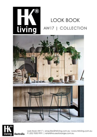 Aw17 Lookbook By Hk Living Australia Issuu