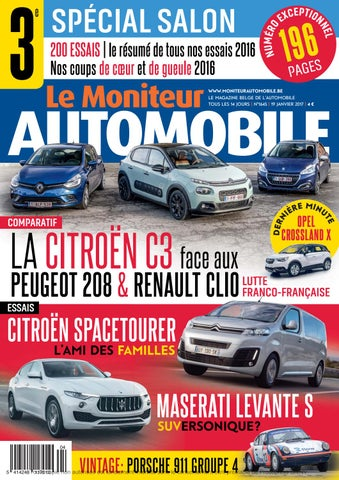 Le Automobile 01 Mondeo 2017 Issuu Mustapha By Moniteur 19 p7rxpq