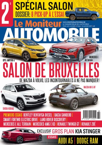 Moniteur Automobile 13012017 By Mustapha Mondeo Issuu