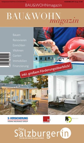 Bau Wohnmagazin 2017 By Die Salzburgerin Issuu