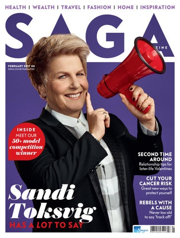 0e5e3a8762 Saga Magazine – February 2017 by Saga Magazine - issuu