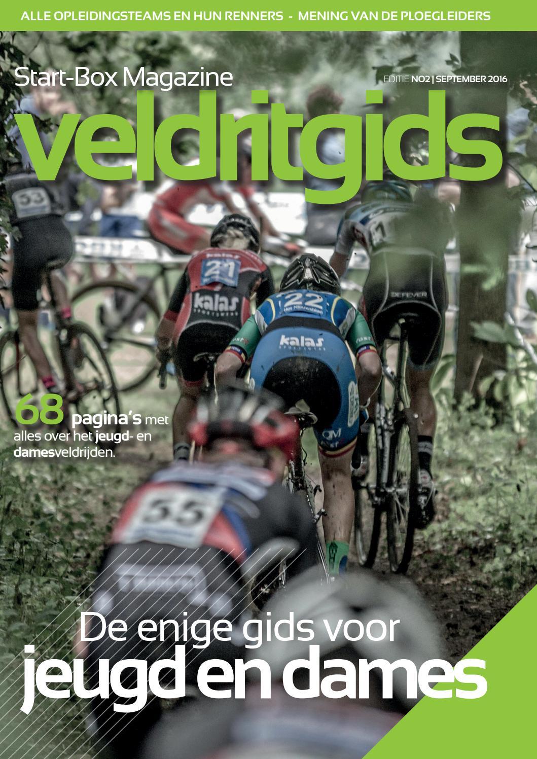 Start Box Veldritgids 2016 2017 By Brecht Toelen Issuu