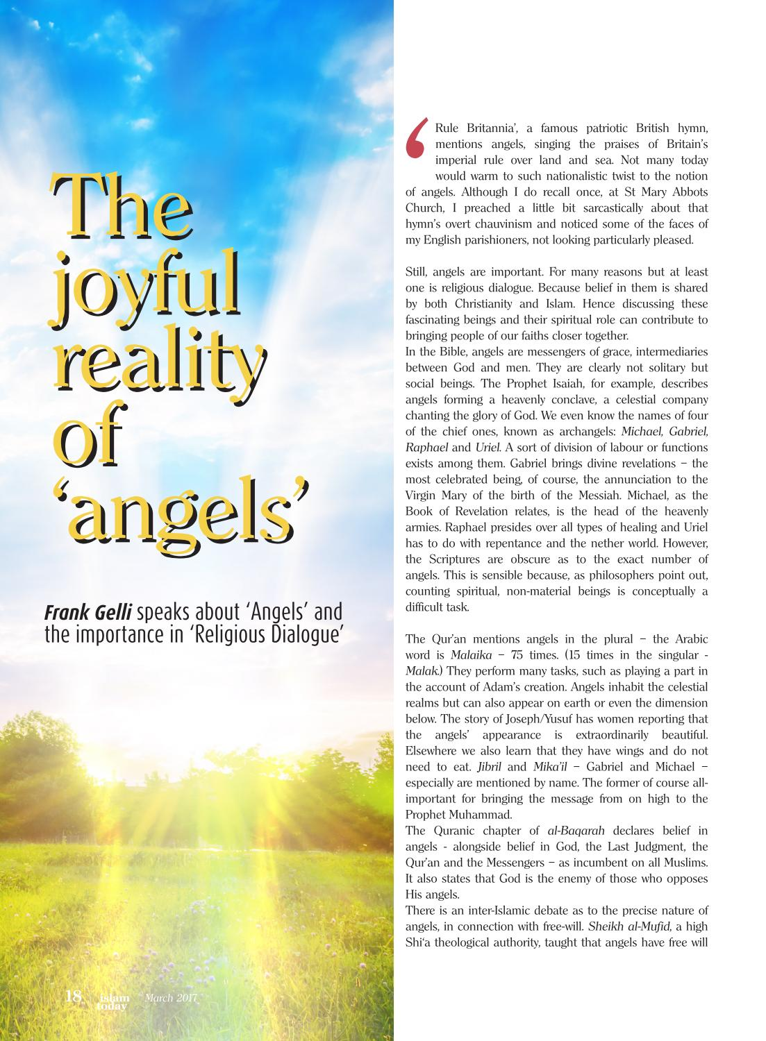 islam today issue 45 March 2017 by islam today magazine UK - issuu
